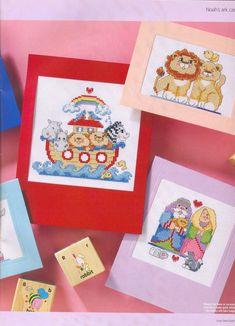 15 - Noah's ark cards