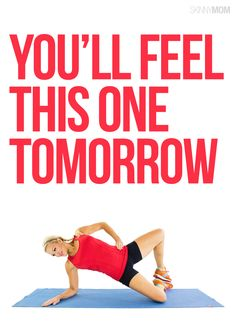 This move works your whole body and you only need 1 minute!