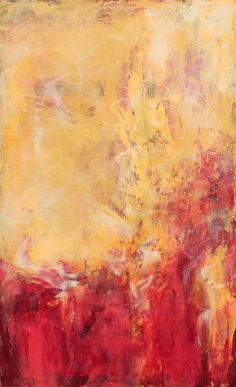 "Original acrylic painting, 30"" x 48"" on 1 1/2"" gallery wrap"