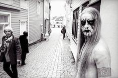 """KVITRAFN | BERGEN"" Peter Beste. Another from ""True Norwegian Black Metal,"" one of my all time favorite photography books."