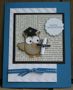 handmade graduation cards | by Julia Carmichael on May 21, 2013