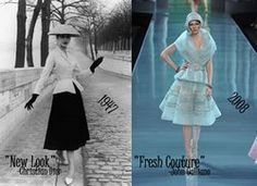 Modaya Damgasını Vuran Dönemler
