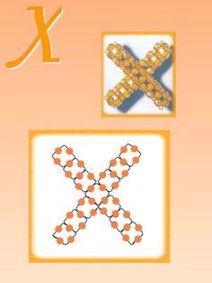 šitá písmenka - X