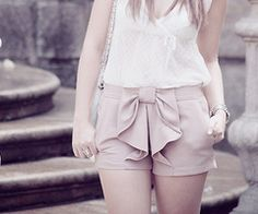 #clothes #fashion #style #short #nude #wardrobe