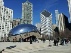 "The""Bean"" ! : ) #Chicago"