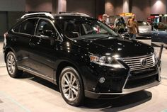 2013 Lexus RX 350-sophisticated soccer mom vehicle :-P