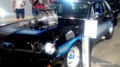 FORD MUSTANG 6,4 V8 SPECIAL - INTERNATIONAL PRAGUE CAR FESTIVAL