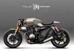 Honda CB750 DOHC Modern 3