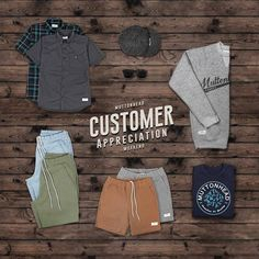 Our Customer Appreciation Weekend runs this Thursday-Sunday. There will be Store wide Discounts to introduce our Loyalty Card Program.