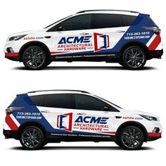Runner-up design by toilter Cool Wraps, Van Car, Van Design, Driving School, Car Advertising, Signage Design, Car Wrap, Car Brands, Car Stickers