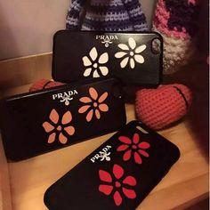 \海外発送無料/プラダiphone6/6s ケース 花柄 可愛い 通販ソフトiphone7/7 Plusカバー 優しの品質 薄くて散熱性能がいい