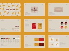 We have created a brand identity with a modern and minimal approach for Chokkie Organic Chocolates. We worked on a cacao icon for the logo and we wanted to keep the logotype both minimal and fun using the script typeface.We did not go out of the color p… Chocolate Brands, Organic Chocolate, Web Design, Creative Design, Graphic Design, Design Ideas, Brand Identity Design, Branding Design, Identity Branding