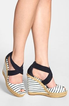 Tory Burch 'Natanya' Wedge Sandal (Online Only) | Nordstrom