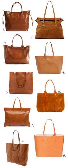 91fa4c75934a1e Stalking the perfect classic leather tote. Mk Handbags, Handbags Michael  Kors, Michael Kors