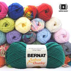 Softee Chunky - 海外の毛糸と編み物グッズ*チカディー*
