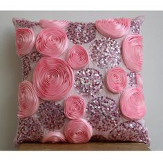 Decorative Throw Pillow Covers Accent Pillow by TheHomeCentric, $31.95