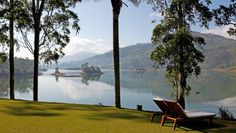 Ceylon Tea Trails: Summerville has a prime perch looking directly onto Castlereagh Lake.