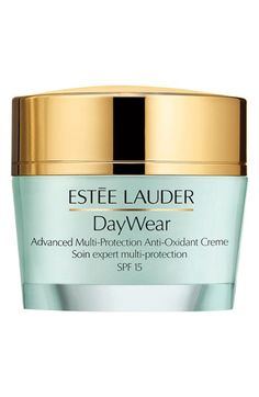 Estée Lauder 'DayWear' Advanced Multi-Protection Anti-Oxidant Creme Broad Spectrum SPF 15 | Nordstrom ❤️❤️❤️ normal to combination skin day cream you can also use at night