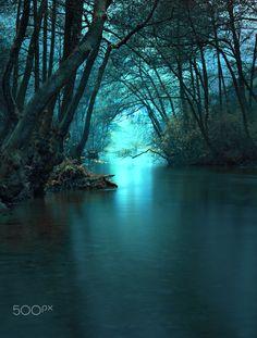 River_Bosnia by Mevludin Sejmenovic on 500px