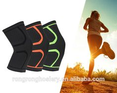 Medical Sports Fit Athletic Compression Knee Sleeve