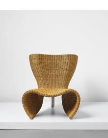 9843f68e8a58 View Wicker chair by Marc Newson on artnet. Browse upcoming and past  auction lots by Marc Newson.