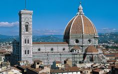 Florence Cathedral, the Duomo is one Italy's crowning icons with its glorious Renaissance dome designed by Filippo Brunelleschi. Description from hostelsclubblog.com. I searched for this on bing.com/images