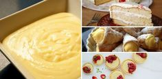 Learn to Prepare the Most Delicious Pastry Cream in the Universe Step by Step! How To Make Custard, Corn Cakes, Homemade Sweets, Tiramisu Recipe, Baking Tips, Cupcake Cakes, Cupcakes, Delicious Desserts, Cake Recipes