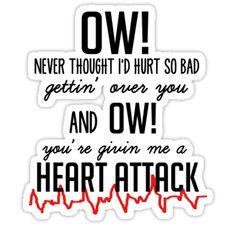 Heart Attack.. True