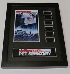 Hey, I found this really awesome Etsy listing at https://www.etsy.com/listing/196393539/pet-sematary-1989-stephen-king-horror