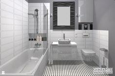 It's_not_simple_projekt_łazienki_6 - zdjęcie od Grast&MTB - Łazienka - Styl Minimalistyczny - Grast&MTB