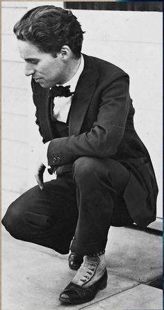 Charlie Chaplin 1918