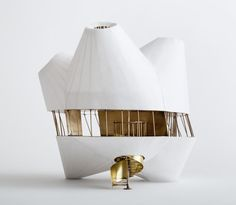 Warren Techentin Architecture | Wallpaper Magazine Residence | 2010, architectural model, maquette, model0