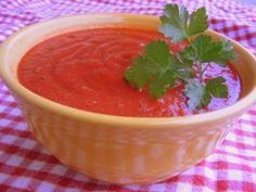 Easy Pizza Sauce III Allrecipes.com | Recipes | Pinterest | Pizza ...