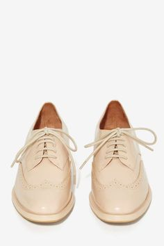 new concept 5e7cb 995a6 Jeffrey Campbell Townie Leather Oxford - Shoes   Oxfords   Jeffrey Campbell Oxford  Shoes, Oxford