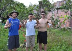 Fish too much? Can't be done. #VietnamSchoolTours #fishing