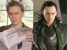 Loki Laufeyson (Tom Hiddleston)
