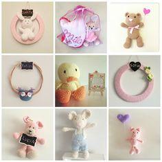 Las Marinas Crochet: Opciones originales para regalar en un babyshower