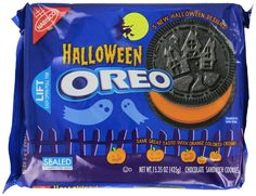 Shop Halloween Oreos Chocolate Sandwich Cookies 5 Shapes 15. Description from polyvore.com. I searched for this on bing.com/images