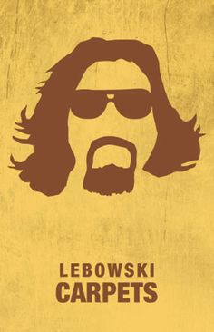 Spot-On Business Cards for 16 of Hollywood's Greatest Characters | The Dude from The Big Lebowski  Invasione Creativa  | WIRED.com