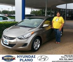 https://flic.kr/p/PMJpQL | #HappyBirthday to Sandra from Frank White at Huffines Hyundai Plano! | deliverymaxx.com/DealerReviews.aspx?DealerCode=H057