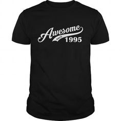 Awesome Since 1995 #born #1995 #gift #ideas #Popular #Everything #Videos #Shop #Animals #pets #Architecture #Art #Cars #motorcycles #Celebrities #DIY #crafts #Design #Education #Entertainment #Food #drink #Gardening #Geek #Hair #beauty #Health #fitness #History #Holidays #events #Home decor #Humor #Illustrations #posters #Kids #parenting #Men #Outdoors #Photography #Products #Quotes #Science #nature #Sports #Tattoos #Technology #Travel #Weddings #Women
