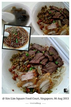 #ChineseFood #Noodle #FD1308  桂林米粉、酸辣粉