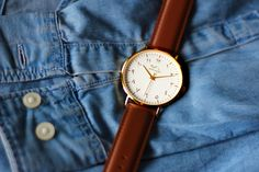 316l Stainless Steel, Gold Accents, Daniel Wellington, Shots, Watches, Crystals, Leather, Accessories, Women