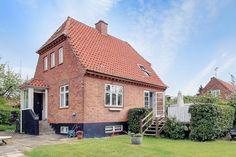 Villa på Dyssegårdsvej i Dyssegård - Ejendommen