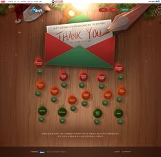 Web Design, Graphic Design, Advent Calendar, Promotion, Banner, Concept, Seasons, Games, Holiday Decor