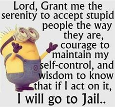 Minion humor, minions minions love, funny jokes, funny cartoons, that&ap Minion Jokes, Minions Quotes, Funny Minion, Minion Sayings, Minions Images, Just For Laughs, Just For You, Quotes Distance, Minions Love