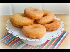 Donuts caseros | CocinaconMarta.com