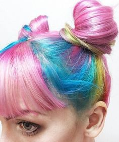 Follow @Rubyjaii for more Amazing hair colours, dyed hair, hairstyles, hair inspo