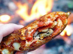 Pudgy Pie Pizza -- motivatedmaybes.wordpress.com