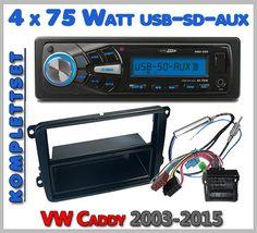 Mit diesen Set wird der ganze Autoradio Einbau ganz einfach. http://www.radio-adapter.eu/blog/produkt/vw-caddy-2k-autoradio-set-geeignet-von-2003-2015/ Das neue VW Caddy 2K Autoradio Set geeignet von 2003-2015 hat alle modernen Funktionen, wie USB SD Card und AUX IN. Die Radioblende und…